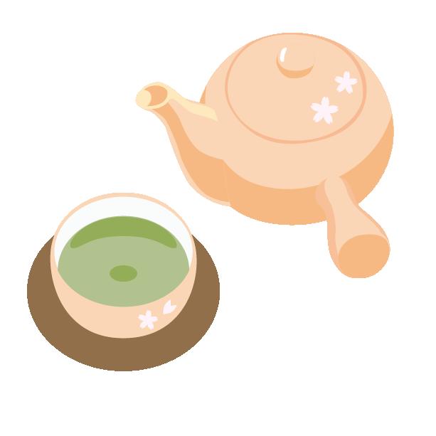 緑茶でメンタルヘルス