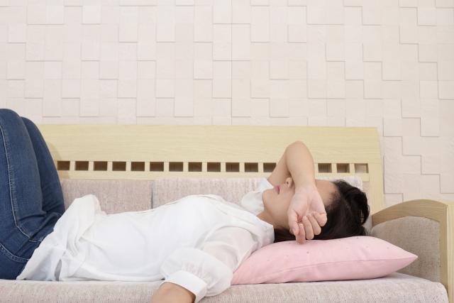 女性特有の悩み【PMS 生理】