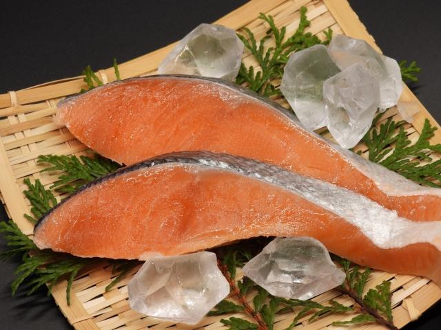 鮭はストレスや不安に良い